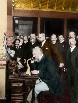 La 144 de ani de la primul apel telefonic - Alo?! Zona liberă de epidemie
