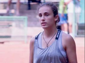 Oradea Junior Trophy - Floriana Popovici s-a calificat în turul II