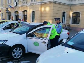 """Acţiune a poliţiştilor şi jandarmilor în staţiile CFR - """"Clean Stations"""""""