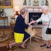 Theresa May, în audienţă la Regina Elisbeta - Mandat pentru un nou guvern
