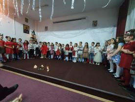 Liceul Ortodox din Oradea - E vremea colindelor!