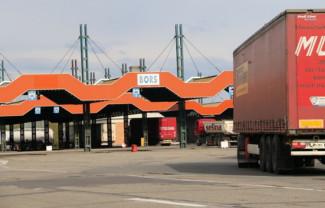 Cinci cetăţeni străini depistați ascunşi într-un camion la PTF Borș II