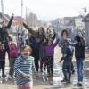 Comunitatea Tinca, prin ochi de copil