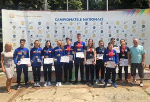 CN de tir pentru juniori II - CSU a ţintit 21 de medalii