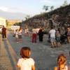 Tirul cu arcul, printre atracţiile principale la Zilele Cetăţii