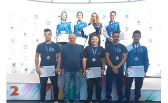 Campionatul Naţional de tir sportiv pentru seniori - Clasări pe podium pentru CSU Oradea