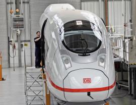 În Germania se va derula anul acest un test decisiv - Tren propulsat cu hidrogen