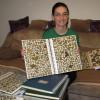 Colecţie de 80.000 de trifoi cu patru, cinci și chiar nouă foi - Norocel de Bistriţa