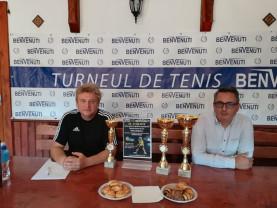 Turneul Benvenuti la tenis de câmp, la a 20-a ediţie - Cea mai longevivă competiţie din Bihor