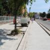 Lucrările edilitare de pe strada Republicii - Finalizarea, luna viitoare