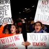 Mii de persoane au manifestat împotriva deciziilor preşedintelui SUA - Proteste anti-Trump