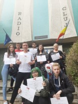 Trupa TincArt premiată, la Cluj - Stage International Youth Theater Festival