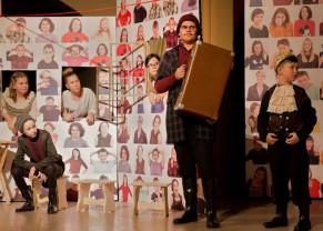 Spectacolele săptămânii la Teatrul Regina Maria - Gâlcevile din Chioggia, un spectacol cu și pentru copii