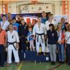 Au luptat în memoria lui Pavel Vancea - Orădeni medaliaţi la CN de karate tradiţional