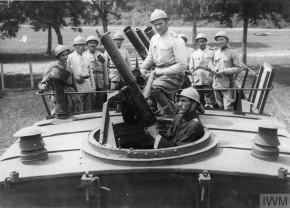 100 de ani. Marşul spre Marea Unire (1916-1919) - Campania militară din Basarabia