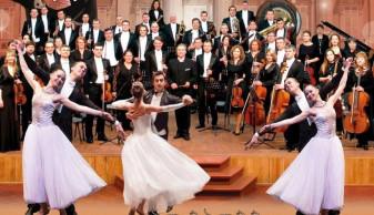 Ukrainian Radio Symphony Orchestra - Regal Vienez la Casa de Cultură a Sindicatelor