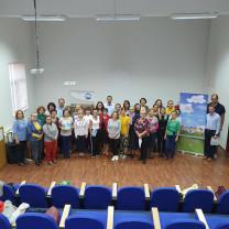 """Lansare de carte la CSEI Orizont Oradea - """"Un joc pentru fiecare"""""""