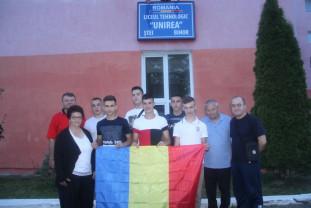 """Liceul Tehnologic """"Unirea"""" Ștei - """"Uniriștii"""", flux de mobilitate în Cipru"""