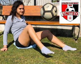 """Fetele de la United Bihor se pregătesc individual - Concurs de """"duble"""" în mediul online"""