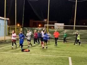 Fetele au revenit pe teren - United Bihor a reluat pregătirile