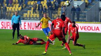 Liga a II-a la fotbal - S-a stabilit programul din play-off