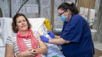 Cercetările medicale pentru un anti-covid au intrat în line dreaptă - Vaccin testat pe oameni