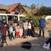 Valea lui Mihai-Migranţi ascunşi într-o utilitară
