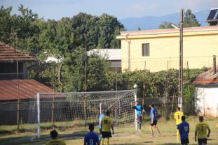 Biharea Vașcău - AS Vârfurile    6-3  (2-0) - Scor de tenis în primul amical