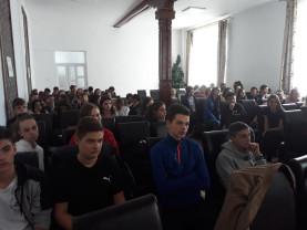 """Colegiul Național """"Samuil Vulcan"""" Beiuş - A XIV-a ediție a evenimentul educațional """"Vasile Ștefănică"""""""