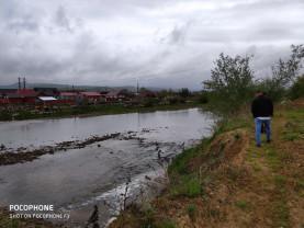 Deficienţe identificate în 28 de UAT-uri - Controale pe cursurile de apă din judeţ