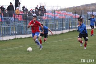 Minaur Baia Mare - CSC Sânmartin - Misiune grea pe terenul liderului