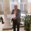 Pentru contribuţia la promovarea literaturii române în spaţiul italian - Premiat la Zilele Revistei Convorbiri Literare