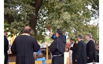Sfințirea stejarului secular și a Căii Crucii - Ziua localității Vintere
