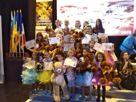 Un nou trofeu internaţional adus în Oradea - Ursuleţul de Aur, cucerit de Vivere