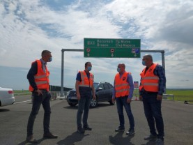 Autostrada Transilvania - Tronsonul Biharia-Borș, gata la 30 iunie