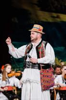 """Bihoreanul Vlad-Ionuț David, printre laureații Festivalului internațional """"Mureș, dorurile tale..."""""""