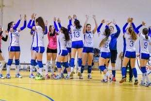 Voleibalistele au câştigat primele meciuri oficiale - Trei victorii în turneul de la Sighet