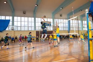 CN de volei – Divizia Speranţe - LPS Bihorul îşi păstrează poziţia de lider