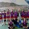 Olimpiada Națională a Sportului Școlar, la volei - Șteiencele vor reprezenta Bihorul la faza națională