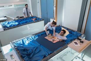 Agenţia Spaţială Europeană caută voluntari - La pat pentru 15.000 euro