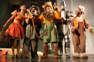 Spectacol pentru copii introdus în programul lunii august - Vrăjitorul din Oz