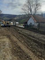 Drumul Județean 764 Aștileu - Beiuș - Lucrări executate în proporţie de 35%