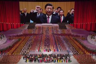 Cei care ameninţă China se vor lovi de un zid de oţel - Xi Jinping războinicul
