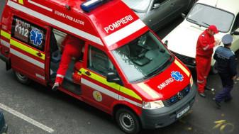 Un bărbat şi-a agresat iubita şi a dat drumul la butelie - Salvată de poliţişti şi pompieri