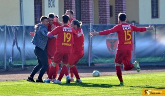 Baraje pentru Liga II - Scor de calificare pentru echipa lui George Zima