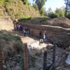 Templu dacic investigat de arheologi pe Valea Zânelor - Covasna - O cetate unică