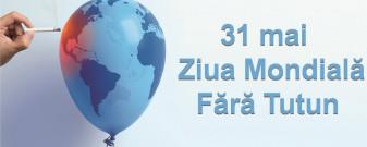 Anul acesta, activitățile de informare au fost desfășurate online - Ziua Mondială fără Tutun
