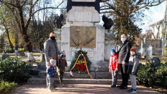 Beiuş - De Ziua Națională, o primă lecție de istorie