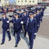 Avansări în grad şi exerciţii demonstrative la Oradea - Ziua Poliţiei Române