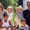 Brad Pitt şi Angelian Jolie confirmă: de la iubie la ură nu este decât un pas - Război total cu avocaţi şi FBI